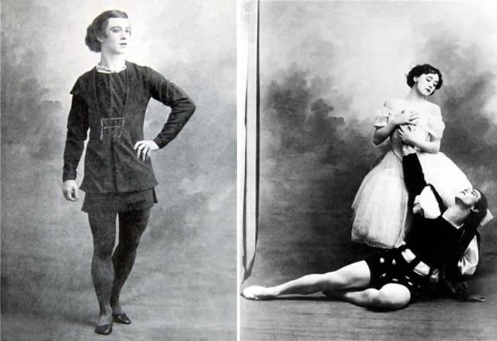 Легенда балета Вацлав Нижинский | Фото: renclassic.ru