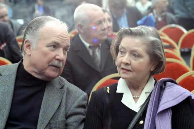 Жанна Болотова и Николай Губенко   Фото: goodhouse.ru
