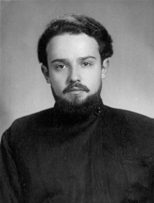 Александр Мень, 1958 год. / Фото: www.relig-books.ru