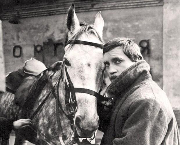 Кадр из фильма «Служили два товарища реж. А. Митта, 1969 год»