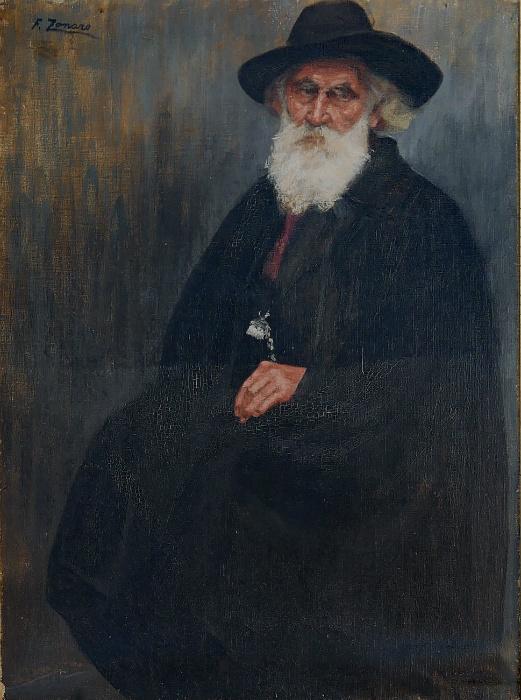 Мужской портрет.