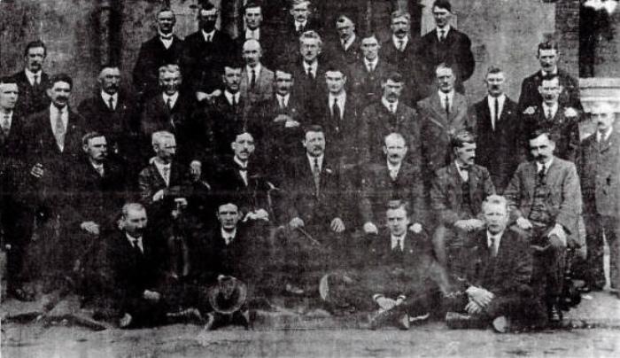 Члены советского правительства Лимерика.