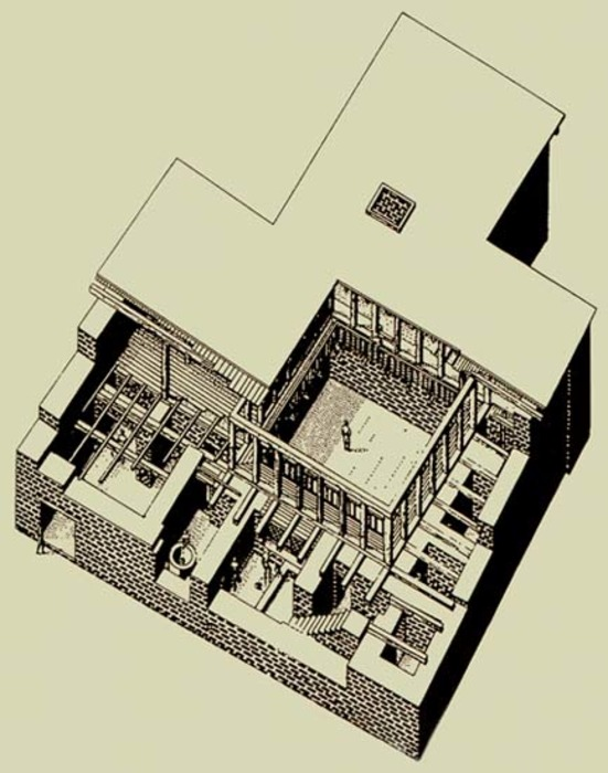 План одного из домов. /Фото:yuliyakelidi.com