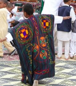 dansende jongen Ghadamesh