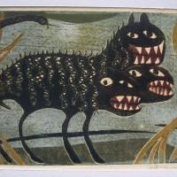 #Ausstellung Brigitte Kranich zeigt vom 21. bis 23. November Raritäten aus Frühwerk