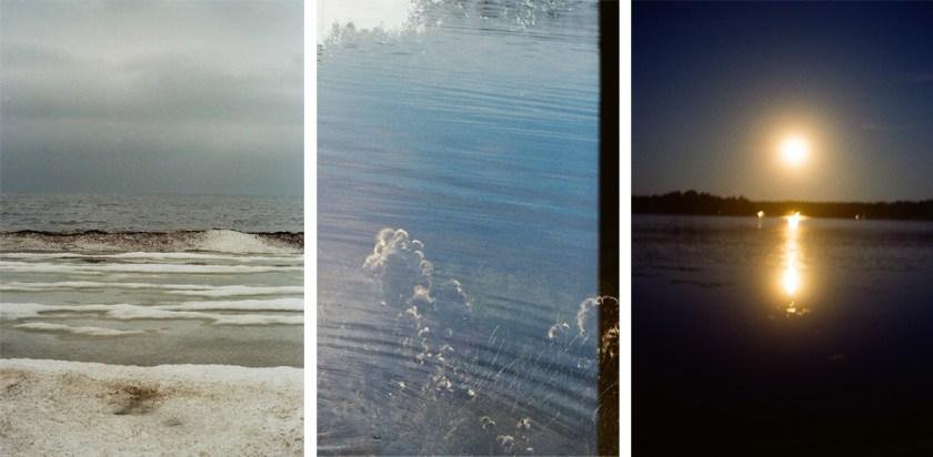 Wasser, triadisch von Lena Philipp