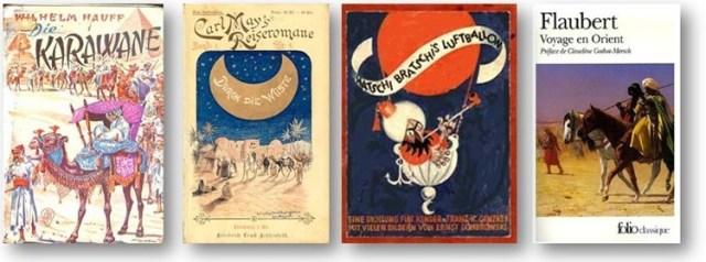 Der Orient in der Literatur