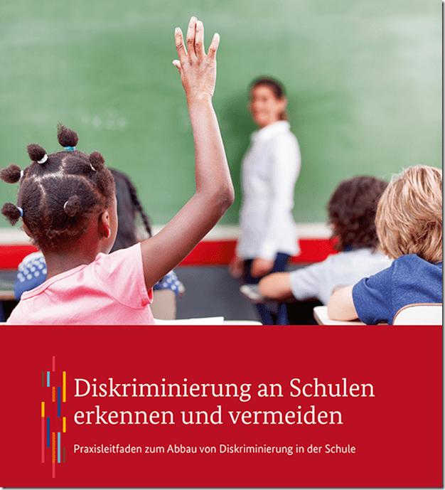 Diskriminierung in Schulen?! Fragliches Titelbild ...