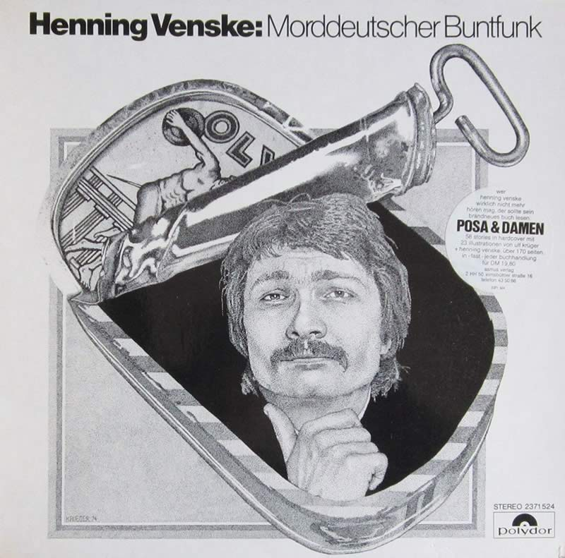 HENNING VENSKE – Basta la Musica