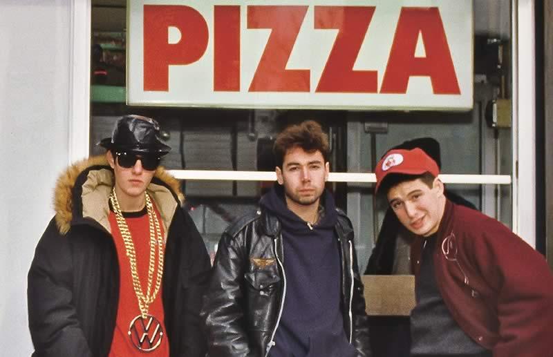 Beastie Boys – Das feine Buch zum Fest