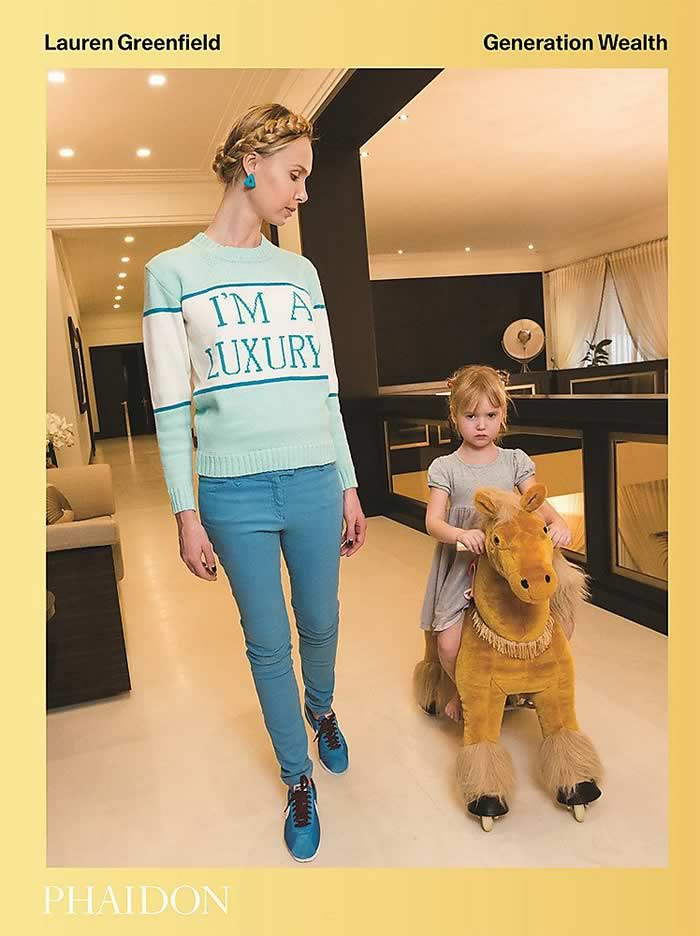LAUREN GREENFIELD – Generation Wealth