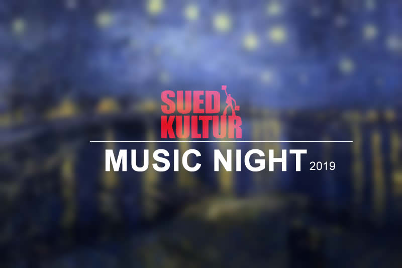 Suedkultur MUSIC Night 2019