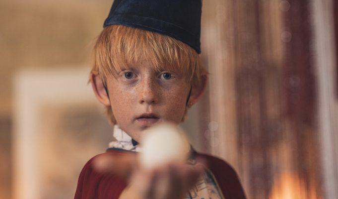 Buster Oregon Mortensen - Foto: Nordisk Film