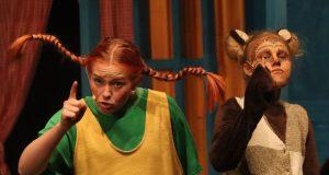 Pippi Langstrømpe - Foto: Dorothea Teatret