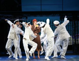 "09.12.2018: ""Wonderful Town"" (Volksoper)"