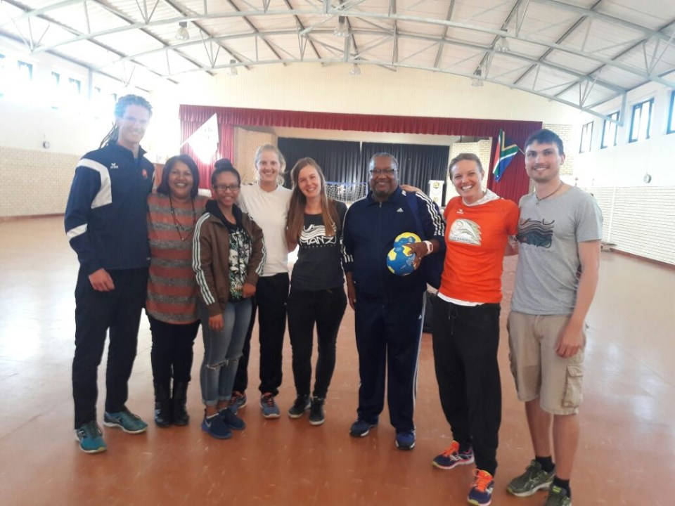 Handball Workshop in Lavender Hill