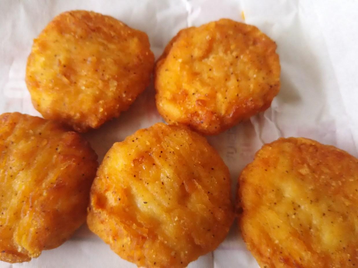 【KFC】チキンナゲット5ピース