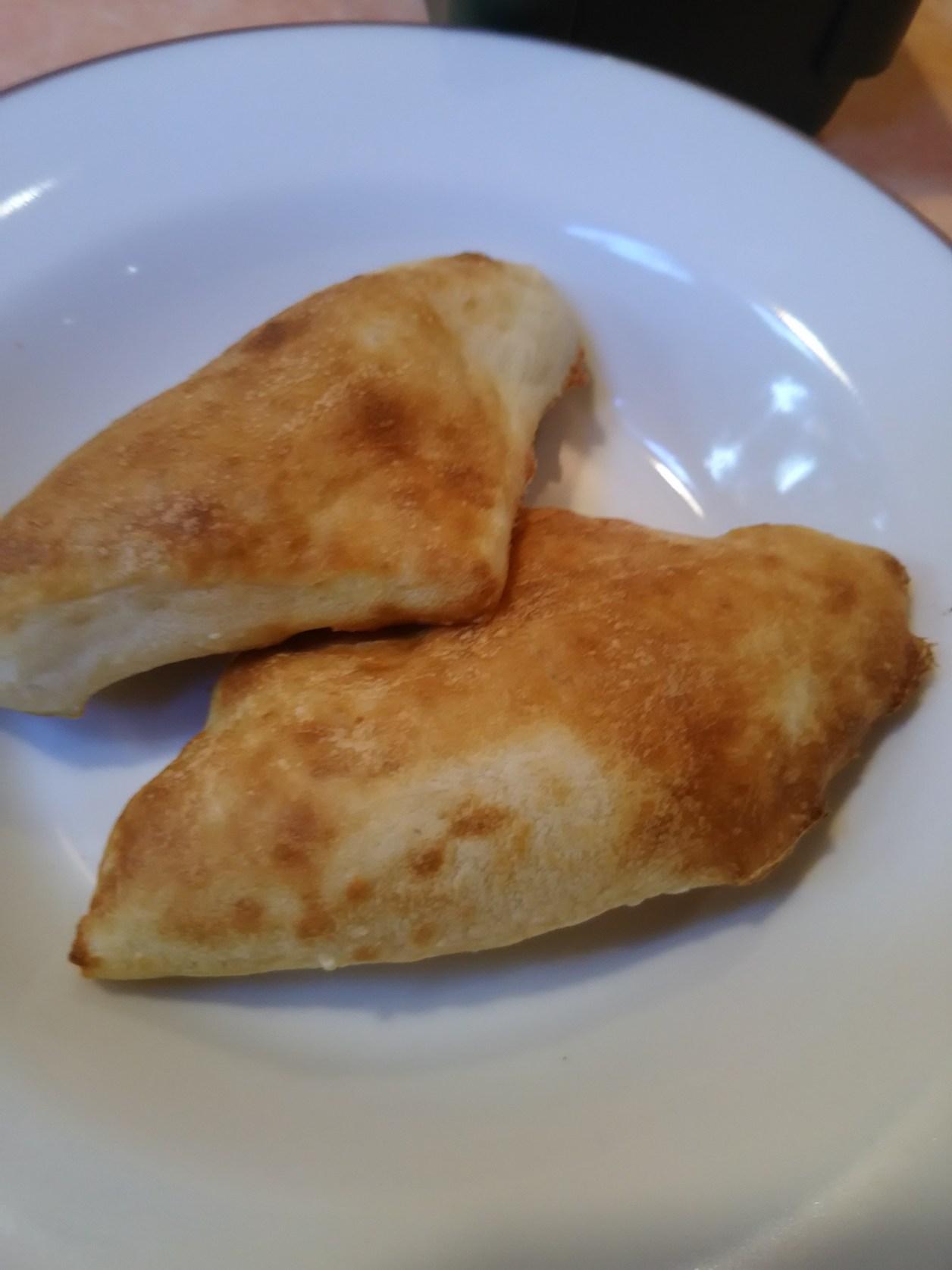 ランチのパン(サイゼリヤ)