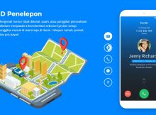 tracking id nomer telepon