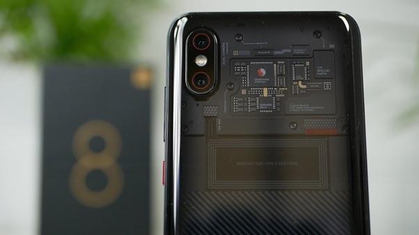 Xiaomi Mi 8 Pro Mendukung NFC