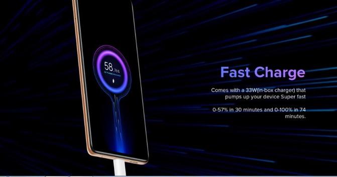 fast charging 33w redmi note 10 Pro