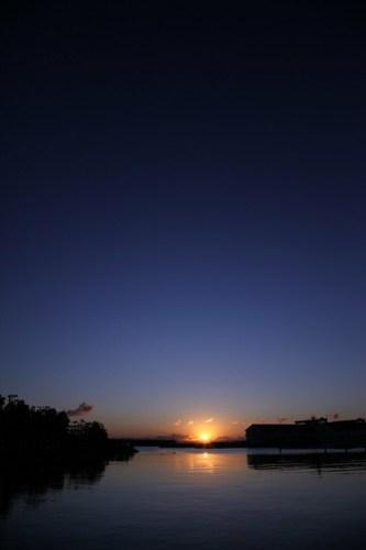 日の出2010(横浜八景島)