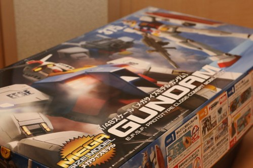 1/48 MEGA SIZE MODEL GUNDAM