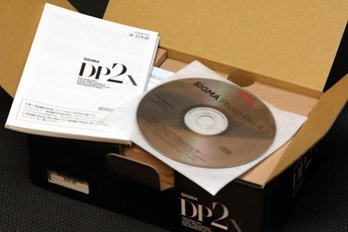 DP2x unpacking