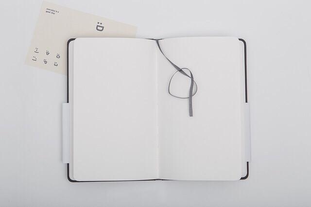 投資日記をつけてみよう