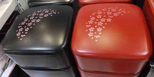 キャンドゥ 桜 重箱