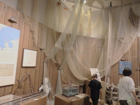 琵琶湖博物館 B展示室