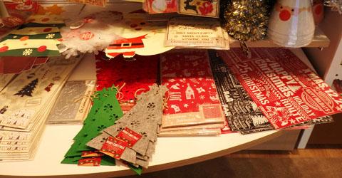 クリスマス 飾り付け セリア