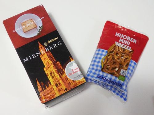 ドイツクリスマスマーケット 大阪 食べ物
