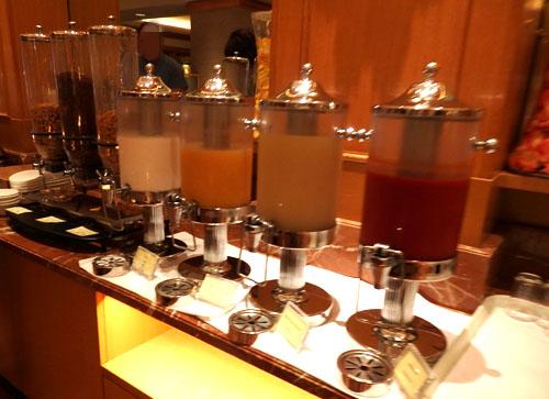 ホテルイースト21 東京 朝食 ビュッフェ