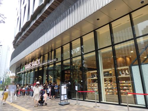 阪神百貨店 スナックパーク 場所