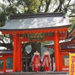 【熊野古道】平安衣装が女性に人気!大門坂でレンタルして世界遺産で記念撮影がインスタ映え