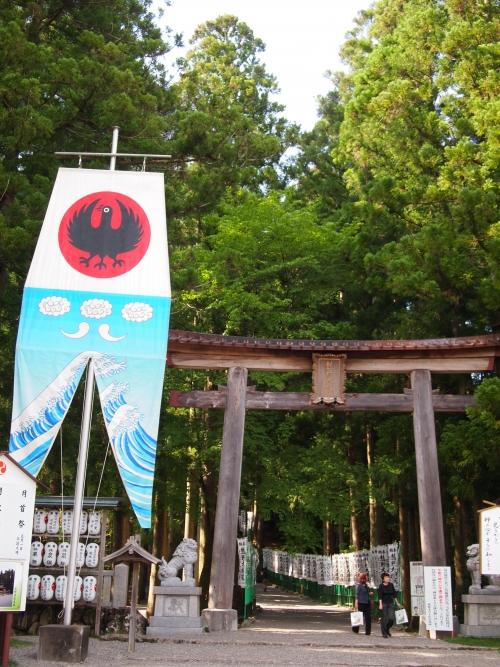 熊野三山めぐり!所要時間と順番は?車で回るコースと穴場スポット!おすすめ食事場所