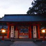 【熊野速玉大社・神倉神社】アクセス・駐車場・参拝時間について