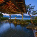 【温泉旅行】関西のカップルや子連れ家族におすすめ!露天風呂付き客室がある温泉宿!