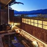 【関西】カップルや子連れに人気!露天風呂付の客室!