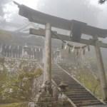 玉置神社に行けない?不思議な体験と事実?!ミラクルで玉置神社へ参拝!