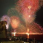 熊野大花火大会は8/26に延期!臨時電車情報!