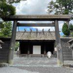 【熊野から伊勢神宮のアクセス】車で1時間半?電車では?車なら瀧原宮もおすすめ
