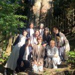 【聖地熊野リトリートを終えて】歓びと祝福の2泊3日!光に包まれ笑顔がさらにピカピカ!