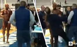 Ако не можеш противника, акни му гу на судију (видео)