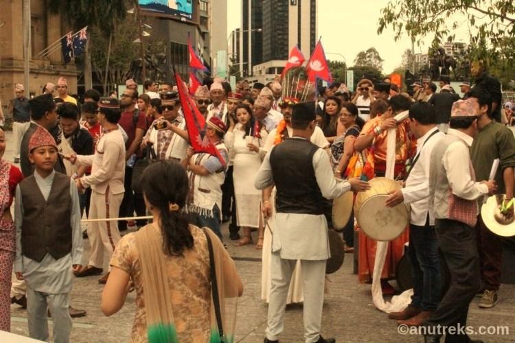 Nepali Festival in Brisbane