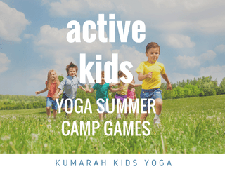 The Best Yoga Games for an Amazing Summer Camp