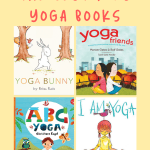 the best kids yoga books, adorable books to teach kids yoga