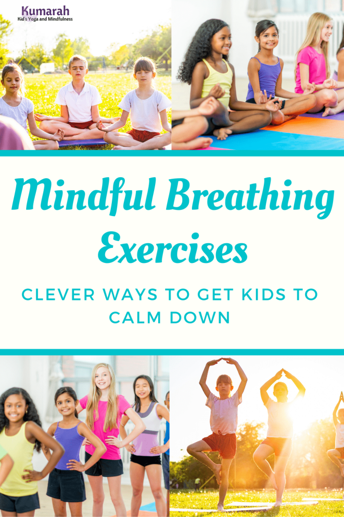 breathing exercises and mindfulness for kids to help kids manage emotions and calm down
