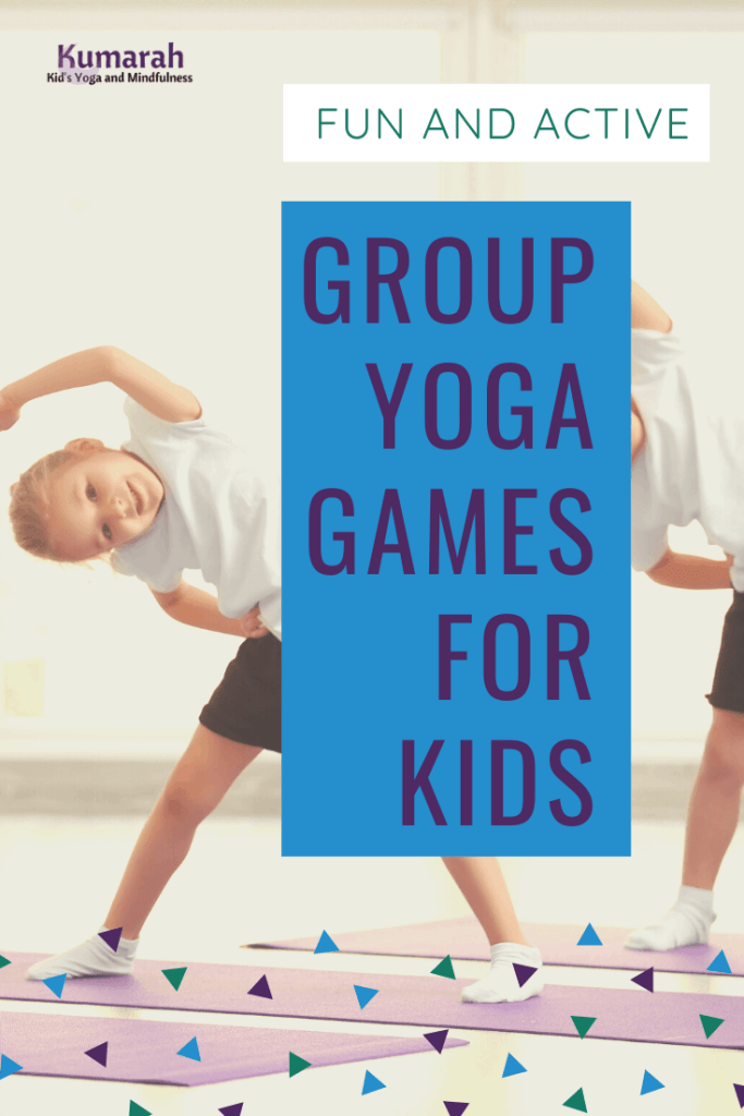 yoga games for kids, kids yoga games to play and practice yoga poses for kids
